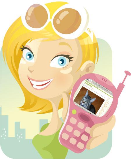matts cat phone blog pic