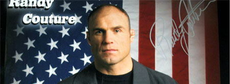 Randy Couture Charity