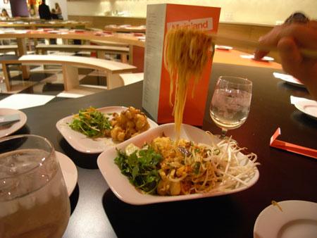 mainland palatzo pad thai