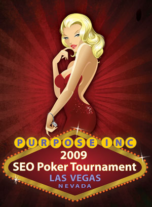 Purpose SEOInc Poker Tournment for Charity